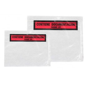 Sobres Autoadhesivos Packing List Impreso 235x175mm (250 Uds)