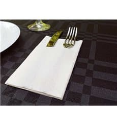 "Pocket Fold Airlaid Napkins ""Kanguro"" White 40x40cm (480 Units)"