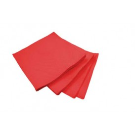 Paper Napkin Micropoint Red 20x20cm 2C (2.400 Units)