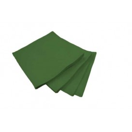 Paper Napkin Micropoint Green 20x20cm 2C (100 Units)