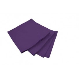 Paper Napkin Micropoint Lilac 20x20cm 2C (100 Units)