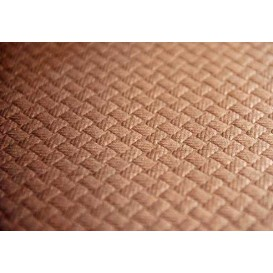 Paper Tablecloth Roll Brown 1x100m 40g (6 Units)
