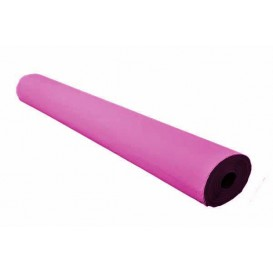 Paper Tablecloth Roll Fuchsia 1x100m. 40g (6 Units)
