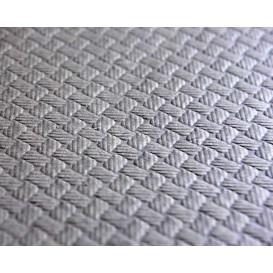 Paper Tablecloth Roll Grey 1x100m 40g (6 Units)