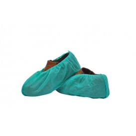 Disposable Plastic Shoe Covers PP Green (1000 Units)