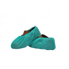 Cubrezapatos en Polipropileno Verde (100 Uds)