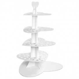 """Display Stand Appetizers and Cones """"Love"""" 75cm (5 Units)"""