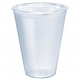 Plastic Cup PET Crystal Solo® 9Oz/266ml Ø7,8cm (50 Units)