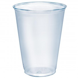 Plastic Cup PET Crystal Solo® 10Oz/296ml Ø7,8cm (50 Units)