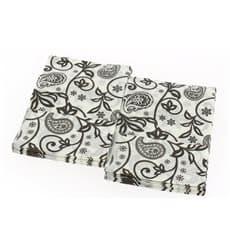 "Paper Napkin Miniservis ""Cachemir"" 17x17cm (200 Units)"