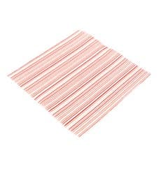 """Paper Napkin Double Point """"Basic Red"""" 40x40cm (50 Units)"""