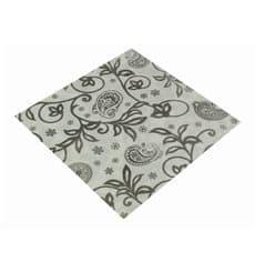 """Paper Napkin Double Point """"Cachemir"""" 40x40cm (600 Units)"""