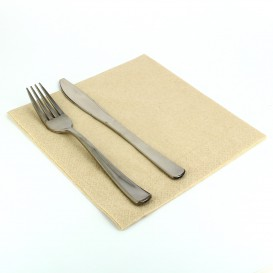 Airlaid Napkin Cream 40x40cm (50 Units)