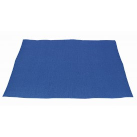 Paper Placemats 30x40cm Blue 40g (1000 Units)