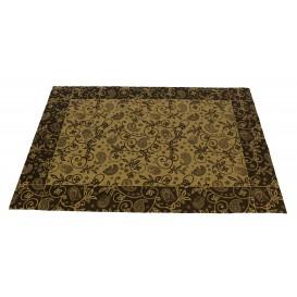 """Paper Placemats 30x40cm Kraft """"Cachemir"""" 50g (2500 Units)"""