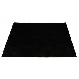 Novotex Placemat Black 55g 30x40cm (500 Units)