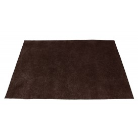 Novotex Placemat Brown 50g 30x40cm (500 Units)