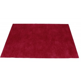 Novotex Placemat Burgundy 50g 30x40cm (500 Units)