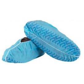 Cubrezapatos en TST Antideslizante Azul (100 Uds)