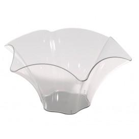"""Tasting Plastic Bowl PS """"Petunia"""" Clear 70 ml (25 Units)"""