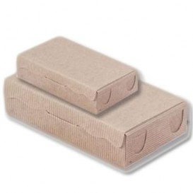 Paper Bakery Box Kraft 20x13x5,5cm 1000g (100 Units)