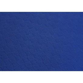 Pre-Cut Paper Tablecloth Blue 40g 1x1m (400 Units)