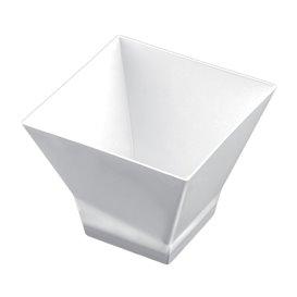 """Tasting Plastic Bowl PS """"Pagoda"""" White 150 ml (240 Units)"""