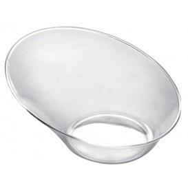 "Tasting Plastic Bowl PS ""Sodo"" Clear 50 ml (50 Units)"