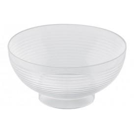 """Tasting Plastic Bowl PS """"Mini"""" Clear 60ml (10 Units)"""
