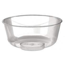 Plastic Bowl Tasting Dessert Clear 230 ml (50 Units)