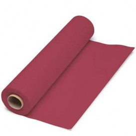 Paper Tablecloth Roll Burgundy 1x100m. 40g (1 Unit)