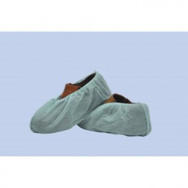 Disposable Plastic Shoe Covers PP White (1000 Units)
