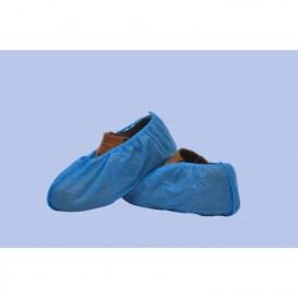 Cubrezapatos en Polipropileno Azul (100 Uds)