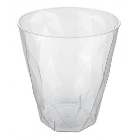 """Plastic Cup PP """"Ice"""" Clear 340 ml (20 Units)"""