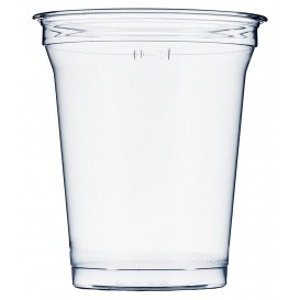 Plastic Cup PET Rigid 420ml Ø9,3cm (50 Units)