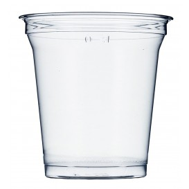 Plastic Cup PET 364 ml Ø9,5cm (75 Units)
