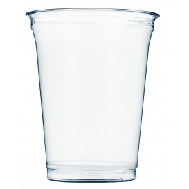 Plastic Cup PET 425 ml Ø9,5cm (67 Units)