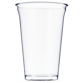 Plastic Cup PET Rigid 545ml Ø9,8cm (600 Units)