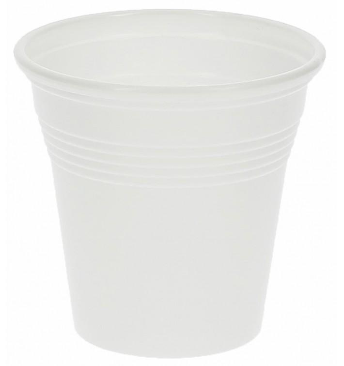 Plastic Shot PS White 80 ml (4.800 Units)