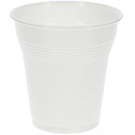 Plastic Cup PS Vending White 160 ml (3000 Units)