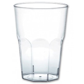 Plastic Shot PS Clear Ø6cm 120ml (50 Units)