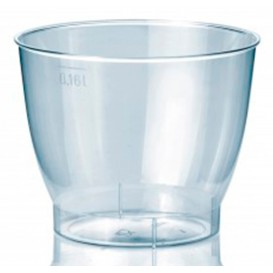 """Plastic Cup PS Injection Moulding """"Cool Cup"""" 160 ml (25 Units)"""