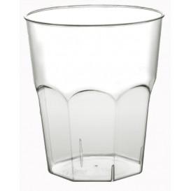 Plastic Cup Cocktail PS Clear Ø7,3cm 200ml (50 Units)