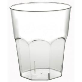 Plastic Cup Cocktail PS Clear Ø7,3cm 220ml (50 Units)
