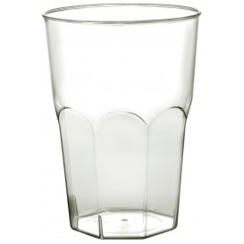 Plastic Cup Cocktail PS Clear Ø8,4cm 350ml (420 Units)