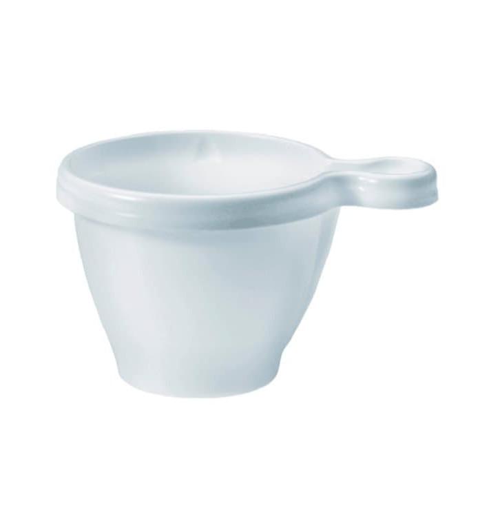 Plastic Cup White 170ml (700 Units)