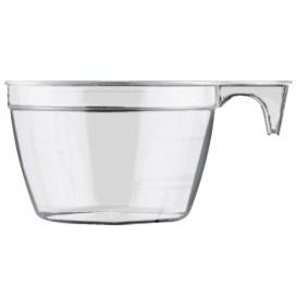 Plastic Cup Clear 90ml (900 Units)