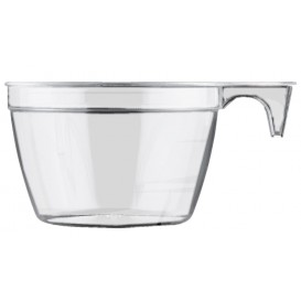 Plastic Cup Clear 90ml (50 Units)