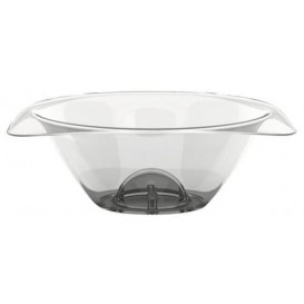 Plastic Ice Bucket for 6/7 Bottles Clear PC (1 Unit)