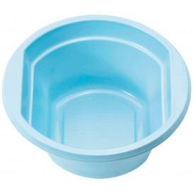 Bol de Plastico PS Azul Claro 250ml Ø12cm (660 Uds)